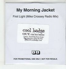 (EQ957) My Morning Jacket, First Light - 2011 DJ CD