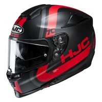 HJC RPHA 70 GAON RED Full face ACU motorcycle helmet with sun visor- ZE
