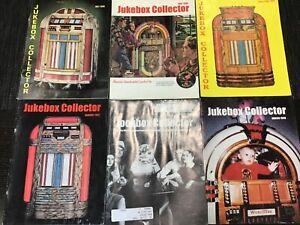 Jukebox Wurlitzer Seeburg Magazines