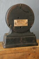 vintage Game well Fire Alarm Telegraph Ticker tape reel cast iron parts repair