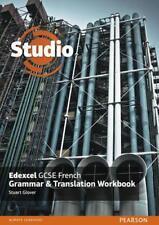 Studio Edexcel GCSE Francés Gramática y traducción Workbook by Glover, MR Stuart