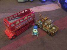 cars mater Luigi And Bus For Sale