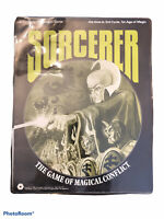 SPI 1975 : SORCERER - Magical Conflict Game - Punched Excellent Condition