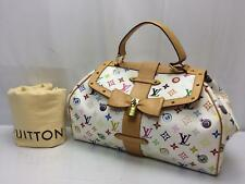 Auth LOUIS VUITTON Multicolor Eye Love You M92053 Sac Retro GM Bag 8i110340m*