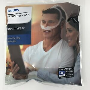 Phillips Respironics DreamWear nasal  Cpap Cushion sizes: Sml-Med- Med_Wide-Lge
