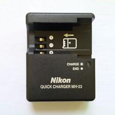 MH-23 Charger Fr Nikon EN-EL9A EN-EL9 Battery DSLR D40x D60 D3000 D5000 D40 MH23