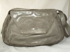 Grey Leather Shoulderbag by Hobo NEW