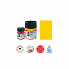 Marabu porcelaine jaune de soleil, 50 ml