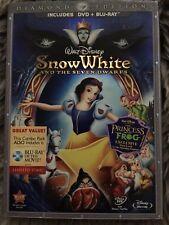 Snow White and the Seven Dwarfs (Diamond Edition Blu-ray)