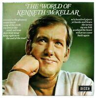 "The World Of Kenneth McKellar 1969 12"" Vinyl LP FREE UK P&P"