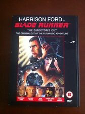 BLADE RUNNER THE DIRECTOR'S CUT -ORIGINAL VOICE + SPECIAL FEATURES - 1 DVD PAL 2
