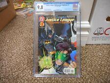Justice League A Midsummer's Nightmare 1 cgc 9.8 Batman Green Lantern cover NM M