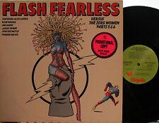 Flash Fearless vs Zorg Women Pts. 5 & 6 (Alice Cooper, John Entwistle, J. Dewar)
