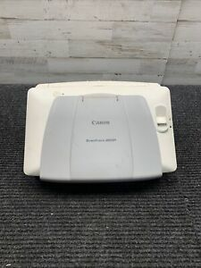 Used Canon imageFORMULA ScanFront 220P Network Scanner (No Accessories)
