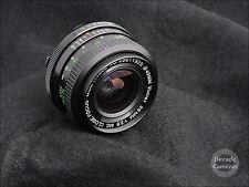 High Quality f/2 Camera Lenses for Minolta