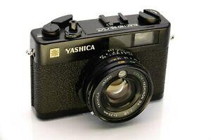 Yashica Electro 35 CC Yashinon DX 35mm 1:1.8 lens 35mm Rangefinder / PARTS