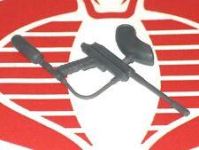 GI Joe Weapon Paint Ball Gun Grey Original Figure Accessory
