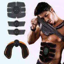 Wireless Electronic Muscle Massager Fit Stimulator Body Slimming Train Unisex