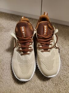 Mens Shoes brown lightweight Size 12 us