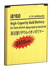 2450mAh High Capacity Battery for Samsung Galaxy Ace2, Duos, Exhibit I8160