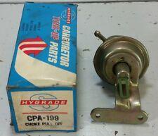 NOS HYGRADE Carburetor Tune-Up  CPA-199  Choke Pull Off