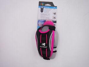FuelBelt Helium Hydra Fuel Hand-held Hydration Pink 10oz