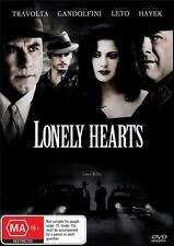 LONELY HEARTS - JOHN TRAVOLTA -  NEW DVD FREE LOCAL POST