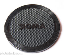 72mm Lens Cap - Plastic Regular - Snap-on - Sigma Japan - USED C033