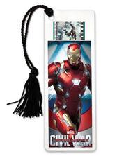 Avengers Iron Man Civil War Bookmark 35mm Movie Film Cel Captain America Marvel