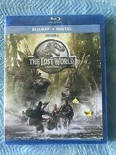 Lost Word Jurassic Park Blu-ray Digital 2018 NEW SEALED