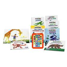 The World of Eric Carle Electronic Reader & 8 Books Read Aloud Library Set