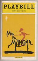 """Brian Stokes Mitchell   """"Man Of La Mancha""""   Playbill  2003  Revival"""