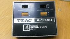 Teac A3340 head cover fair condition m316
