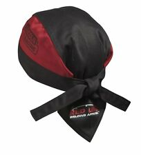 Lincoln Electric K2993 All Fr Doo Rag Black Amp Red Red Line Apparel Osfa