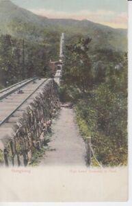 Ansichtskarten  Hongkong  High Level Tramway to Peak