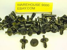 50 Push Type Retainers Auveco #11706 OEM Ford Trucks : 387944-S From 1978 - On