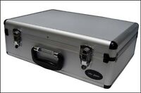 PROFTECH Quality Aluminium Tools / Equipment / Brief Case Box Large Size Silver