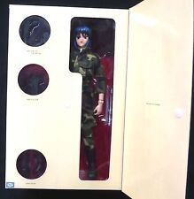 "12"" Motoko Kusanagi A.D. #2 Variant Figure Ghost in the Shell New"
