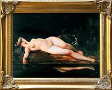 Barocke künstlerische Öl-Malerei