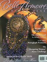 stampington BELLE ARMOIRE jewelry, Autumn 2004 96 pages! somerset studio docs