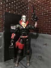 G.I. Joe Classified Custom 1:12 Scale Single Diorama Valaverse Destro/ Baroness