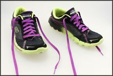 SKECHERS GO RUN 2 WOMEN'S LACE UP ATHLETIC SHOES SIZE 5.5, 36.5