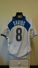 Inter Milan Away Football Shirt Jersey 2004-2005 DAVIDS 8 XL 45/47