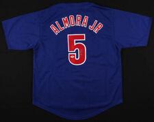 Albert Almora Jr. Signed Chicago Cubs Jersey (PSA COA) 2016 World Series Champ