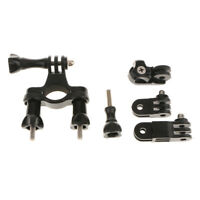 Handlebar Seatpost Mount Bike Bracket Adapter forGoPro Xiaoyi Sport Camera