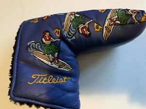 Scotty Cameron Gallery Hula Girl Putter Headcover