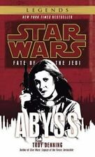STAR WARS Fate of the Jedi : Abyss by Denning, Troy*BRAND NEW* paperback book