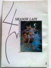 SHADOW LADY - Masakazu Katsura Illustration Book - ArtBook ed. Star Comics