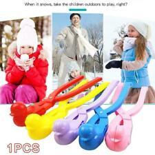 Duck Snowball Clip Winter Snow Ball Maker Sand Mold Sport Outdoor Kids Toy Gifts