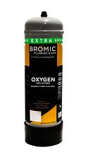 Disposable  OXYGEN Gas Bottle 1x 2.2 litre Bottle 1811322